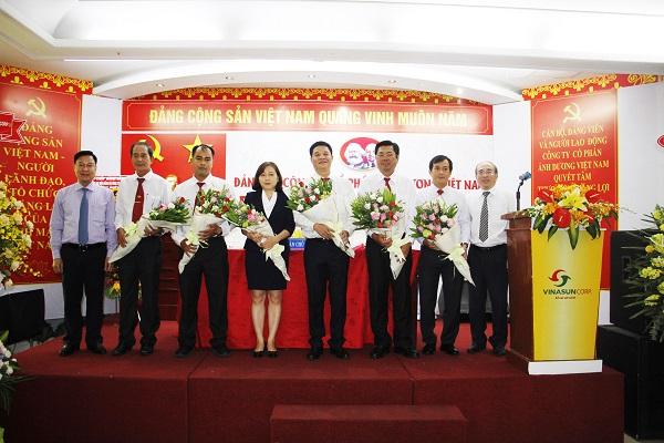 ĐẠI HỘI ĐẢNG BỘ CÔNG TY CP ÁNH DƯƠNG VIỆT NAM (VINASUN) LẦN THỨ IV, NHIỆM KỲ NĂM 2020 -2025
